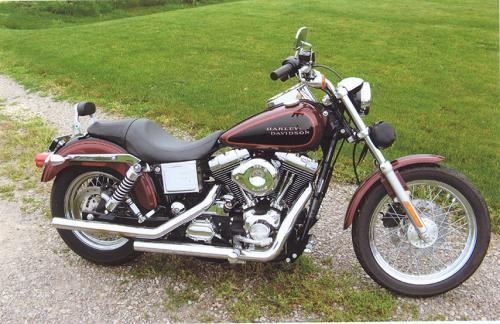 2002 Harley Davidson 174 Fxdl Dyna Low Rider 174 2 Tone Luxury
