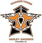 Thunder Tower Harley-Davidson's Logo