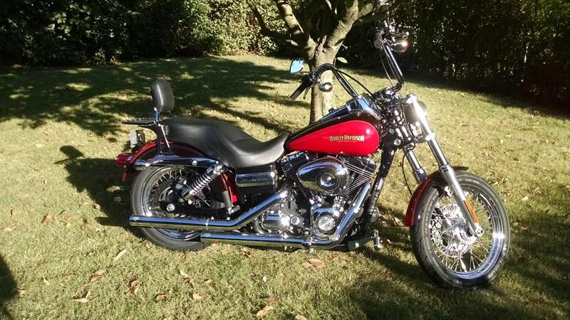 Photo of a 2010 Harley-Davidson® FXDC Dyna® Super Glide® Custom
