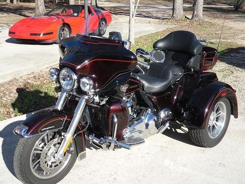 2011 Harley Davidson 174 Flhtcutg Tri Glide Ultra Classic
