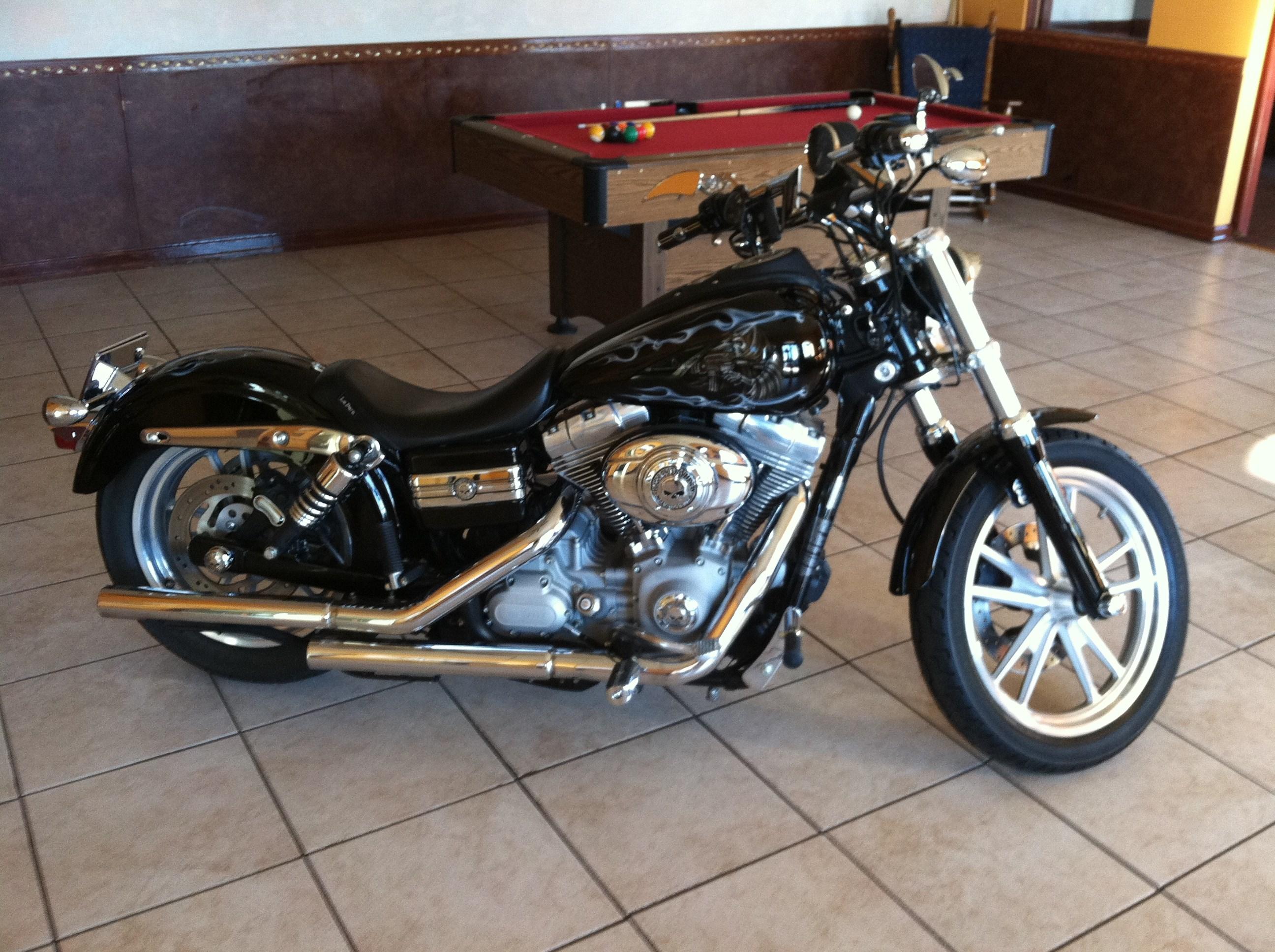 2007 Harley-Davidson® FXD Dyna® Super Glide® (Black ...