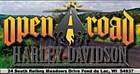 Open Road Harley-Davidson's Logo