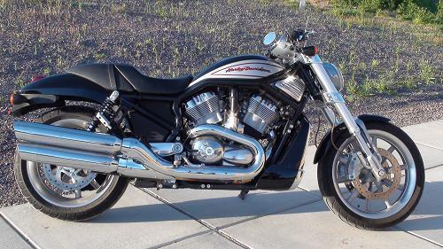 Porsche North Scottsdale >> 2006 Harley-Davidson® VRSCR V-Rod® Street Rod (Black), Scottsdale, Arizona (256907 ...
