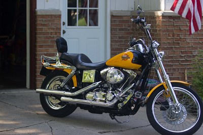 all new & used harley-davidson® dyna wide glide® for sale (487
