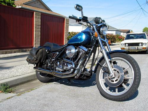 1991 Harley-Davidson® FXRS-CONV Low Rider® Convertible
