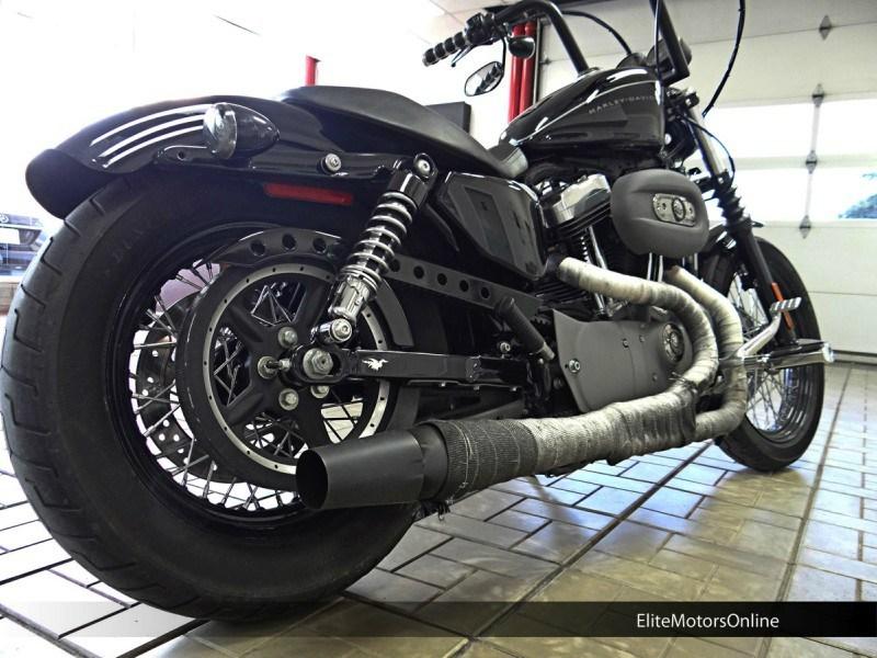 Harley Davidson: 2007 Harley-Davidson® XL1200N Sportster® 1200 Nightster