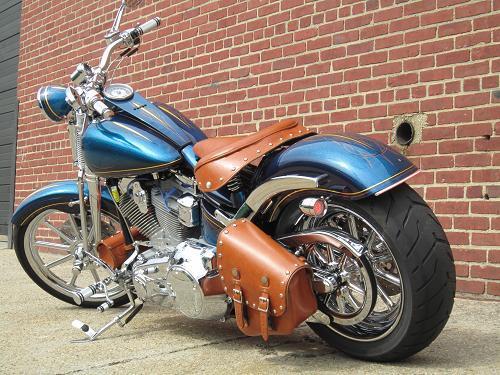 2007 Harley Davidson 174 Fxstsse Screamin Eagle 174 Softail