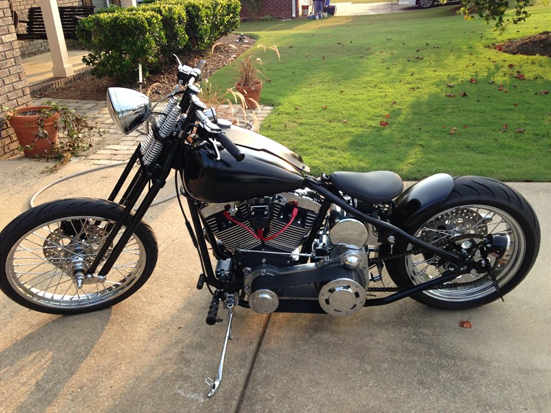 Photo of a 2013 Special Construction  Bobber