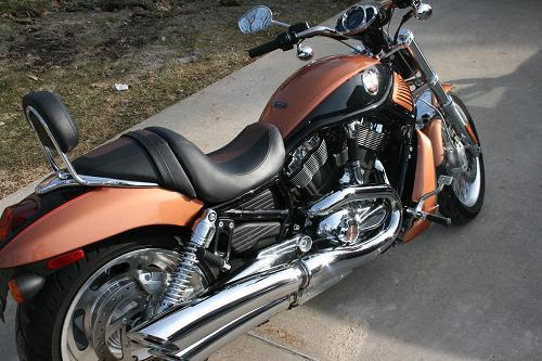 2008 Harley Davidson 174 Vrscaw V Rod 174 Two Tone 105th