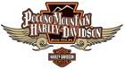 Pocono Mountain Harley-Davidson's Logo