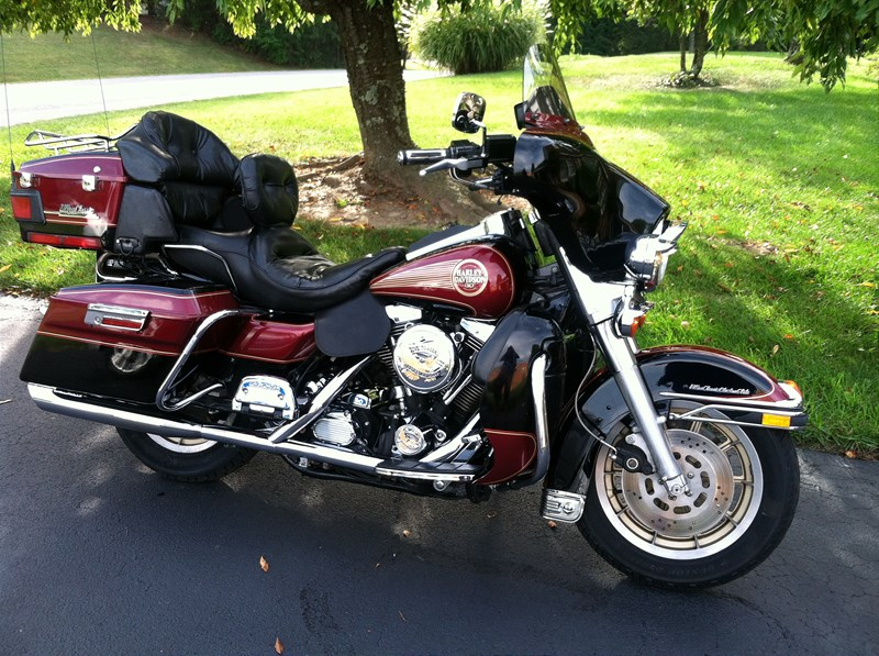 Harley Davidson Flhtcui Anniversary