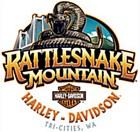 Rattlesnake Mountain Harley-Davidson's Logo