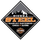 Sierra Steel Harley-Davidson's Logo