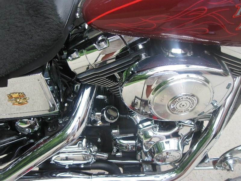 2001 Harley Davidson 174 Fxdwg Dyna Wide Glide 174 Luxury Rich