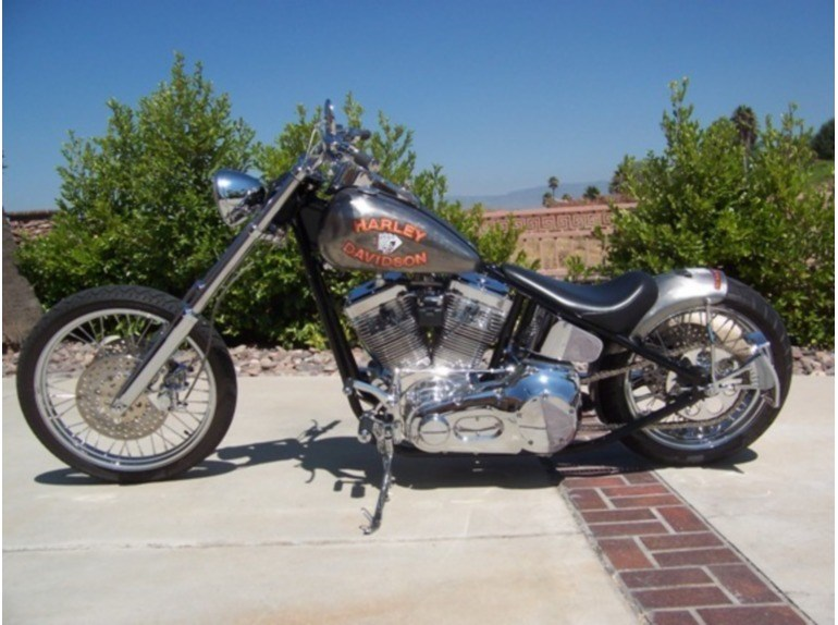 What Is A Crate Engine >> 2007 Special Construction Chopper (Excellent Clear-Coat over Metal Finish), Los Angeles ...