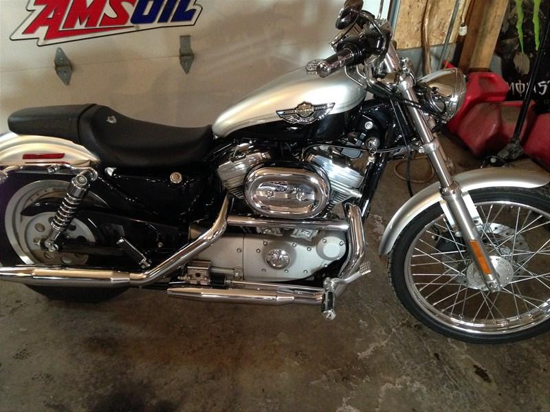 2003 Harley-Davidson® XL 883C-ANV Sportster® 883 Custom ...