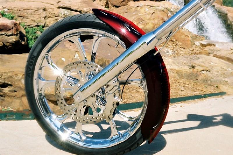 Motorcycle Custom Paint Sheet Metal Exchange