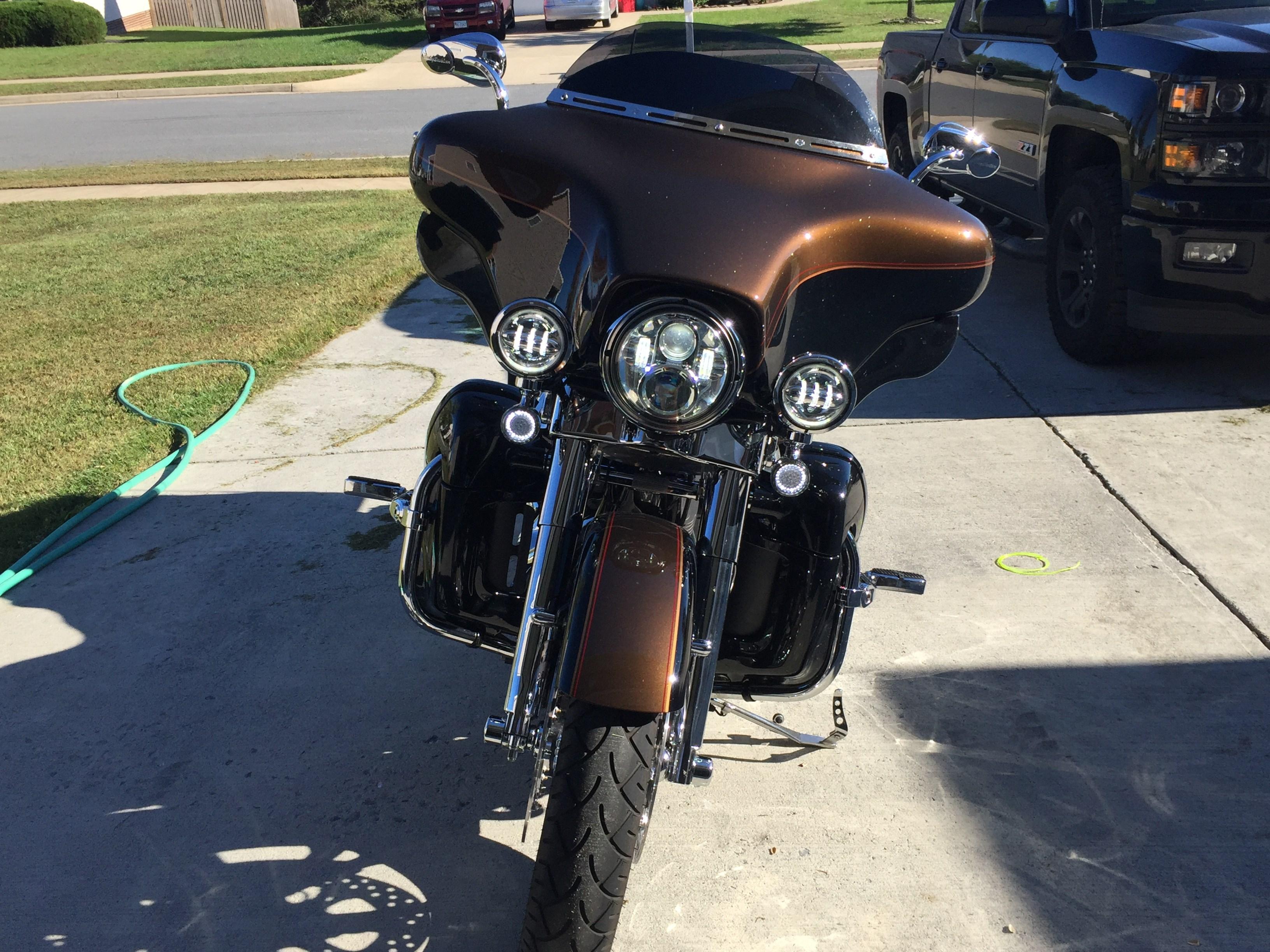 2013 Harley Davidson 174 Flhtk Anv Electra Glide 174 Ultra