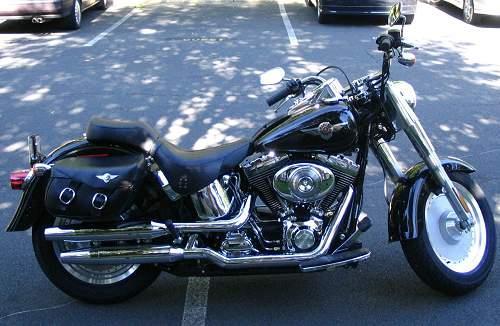 2004 Harley-Davidson® FLSTF/I Softail® Fat Boy®