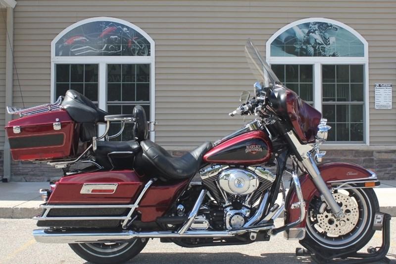 2002 Harley-Davidson® FLHTC/I Electra Glide® Classic (Red ...