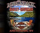 Adirondack Harley-Davidson's Logo