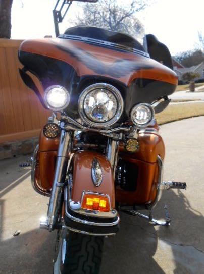 2008 Harley Davidson 174 Flhtcu Anv Ultra Classic 174 Electra