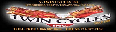 V-Twin Cycles Inc