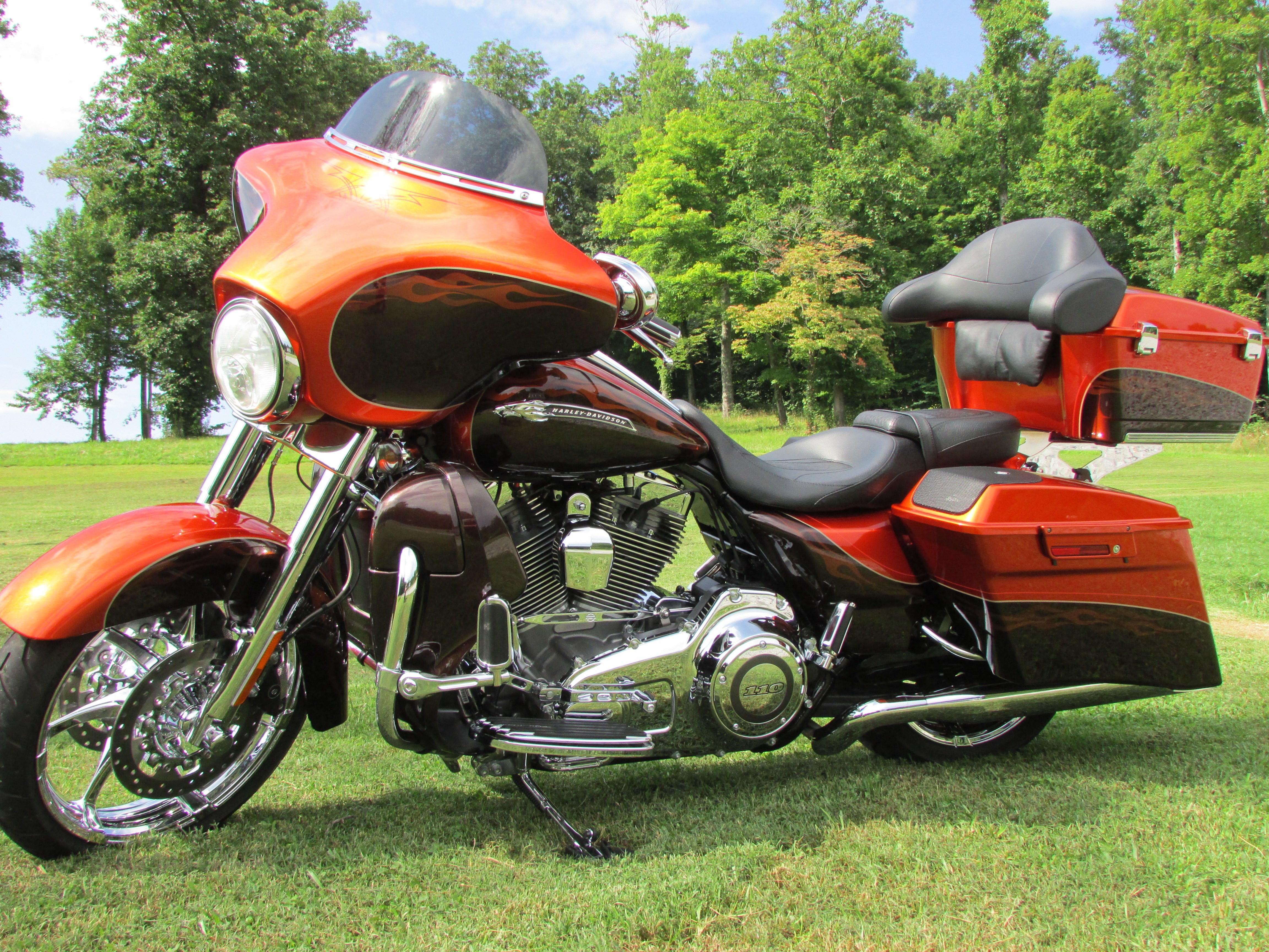 Harley Davidson Street Glide Tour Pack For Sale