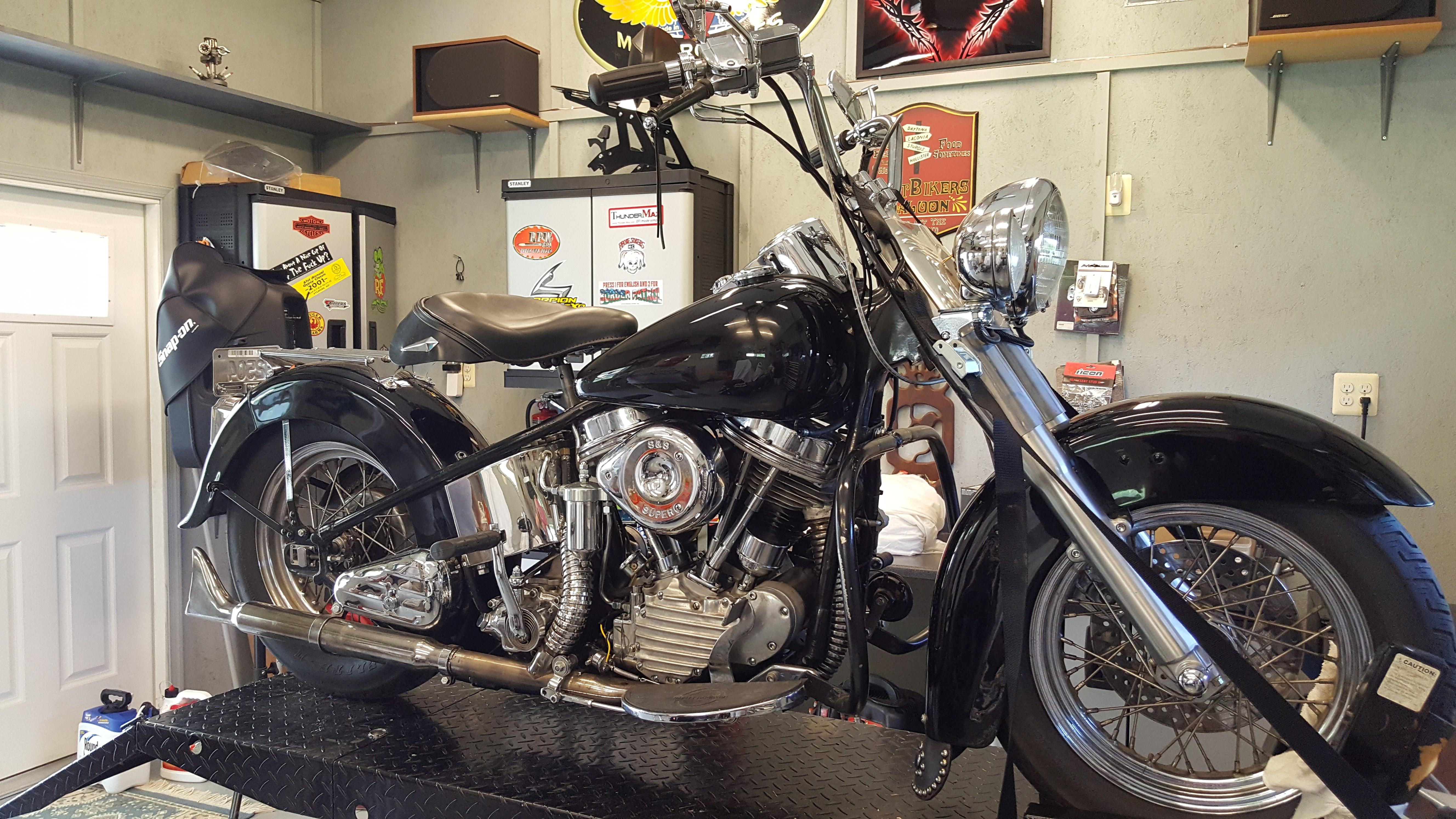 1952 Harley-Davidson® FL Panhead