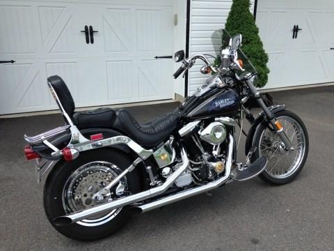 Photo of a 1987 Harley-Davidson® FXSTC Softail® Custom