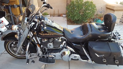 2001 Harley Davidson Flhrc Road King Classic Chopperexchange Photo Pictures