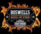 Boswell's Ring of Fire Harley-Davidson's Logo