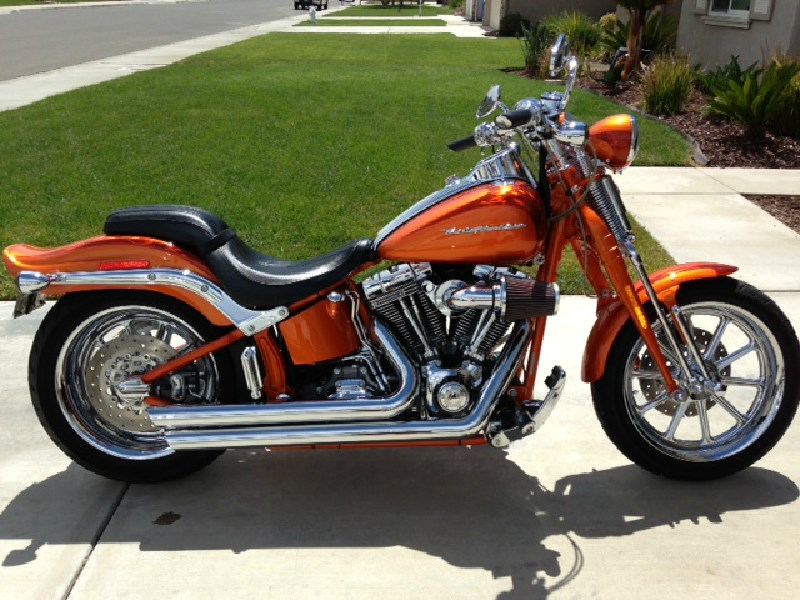 Used Harley Davidson Dealers California