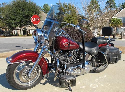 2000 Harley-Davidson® FLSTC Heritage Softail® Classic