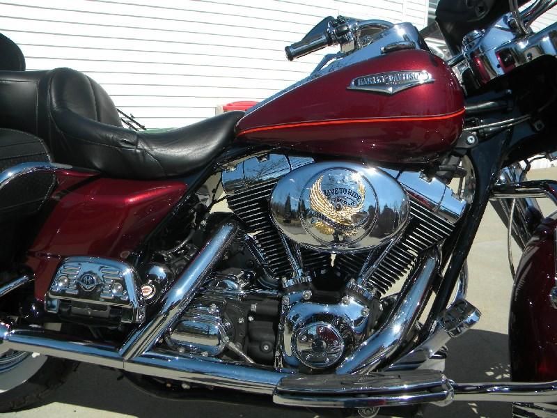 Harley Davidson Bike Covers >> 2002 Harley-Davidson® FLHRC/I Road King® Classic (Red ...