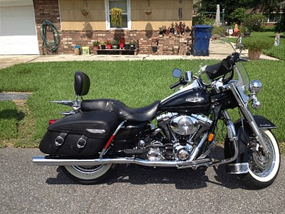 Harley Davidson 174 Touring Road King Classic 174 For Sale 193