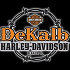 DeKalb Harley-Davidson's Logo