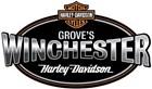 Grove's Winchester Harley-Davidson's Logo
