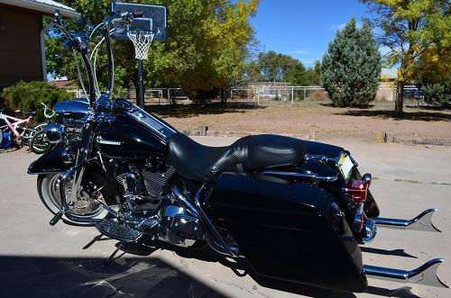 2004 Harley Davidson 174 Flhrci Road King 174 Classic Vivid
