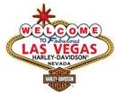 Las Vegas Harley Davidson's Logo