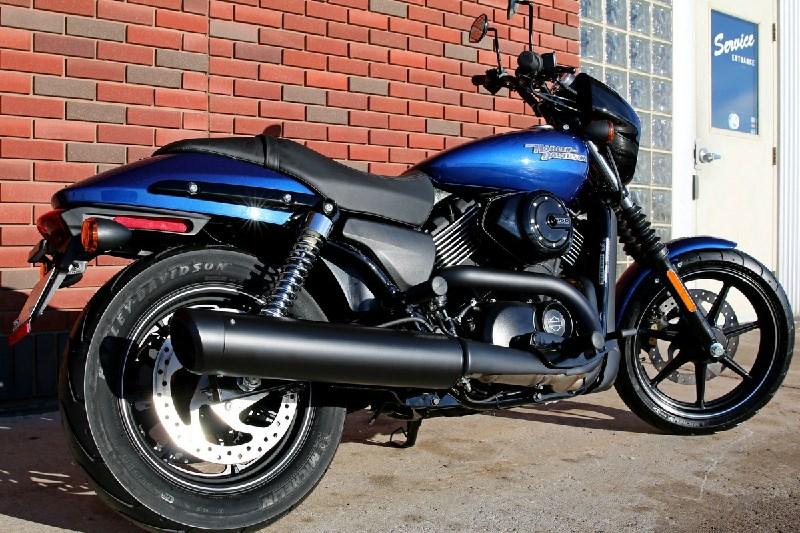 Duluth Harley Davidson >> 2017 Harley-Davidson® XG750 Street™ 750 (Superior Blue