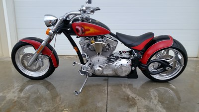 Photo of a 2006 Titan  Sidewinder Custom Chopper SX