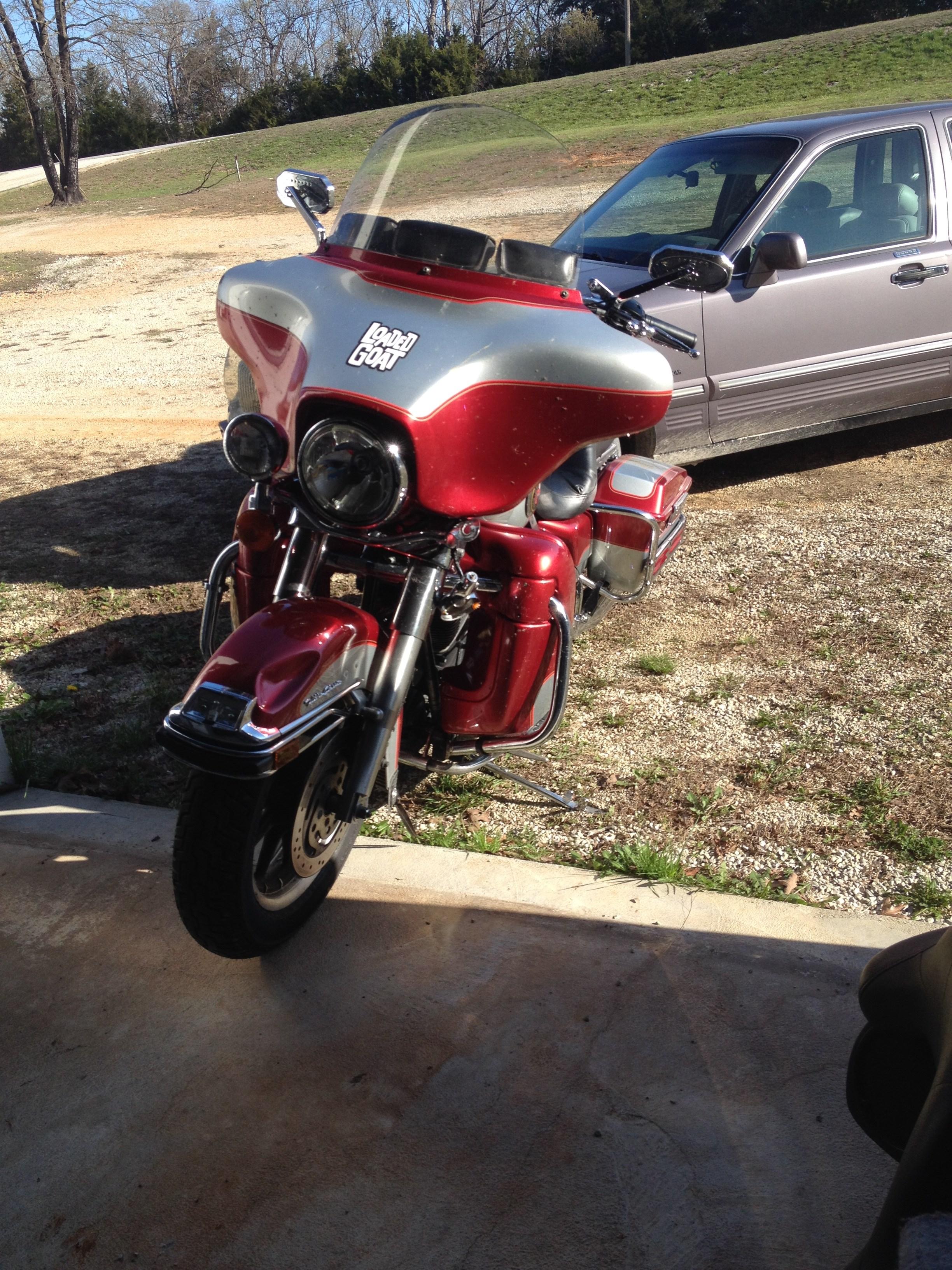 Harley Davidson Red Deer >> 2004 Harley-Davidson® FLHTCU/I Ultra Classic® Electra ...