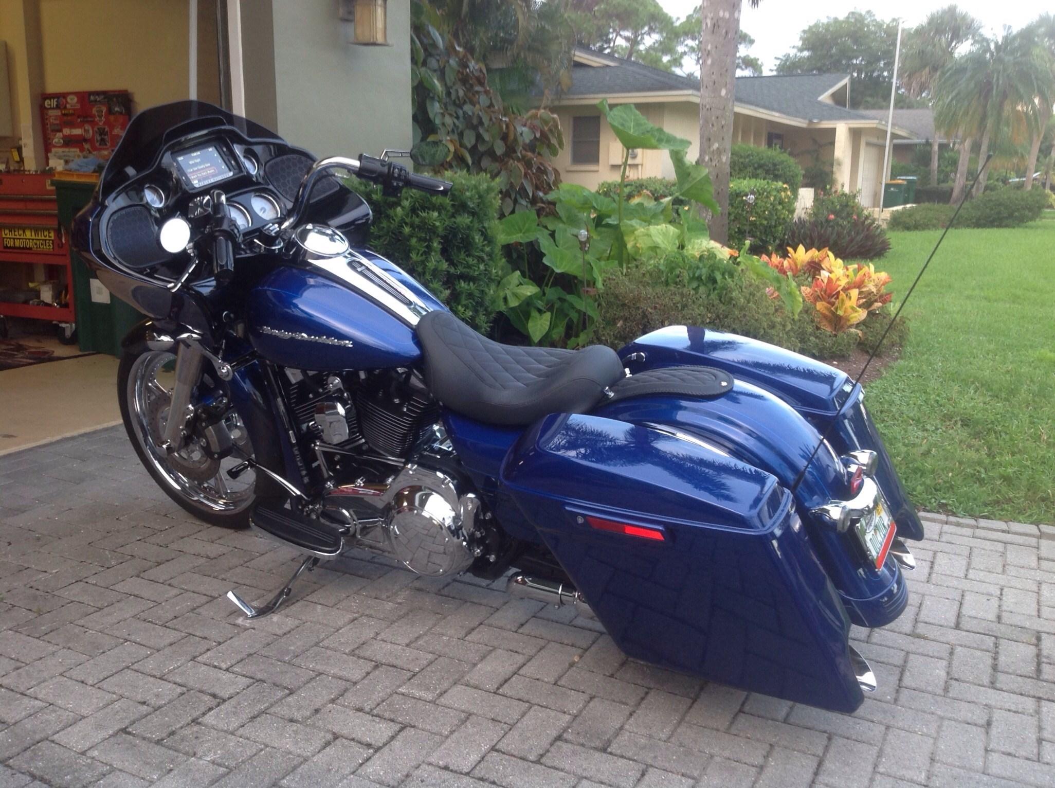 Motorcycle Dealer Orlando Fl >> 2016 Harley-Davidson® FLTRXS Road Glide® Special (Superior Blue), Naples, Florida (671180 ...