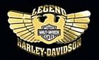 Legend Harley-Davidson's Logo