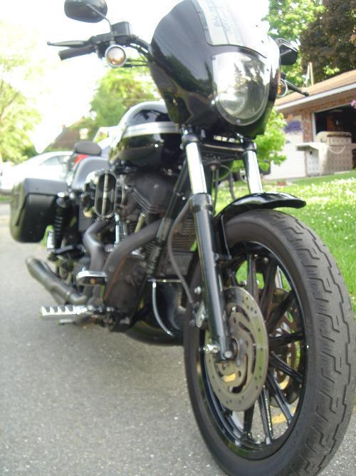 2003 Harley Davidson 174 Fxdx Dyna 174 Super Glide 174 Sport Vivid