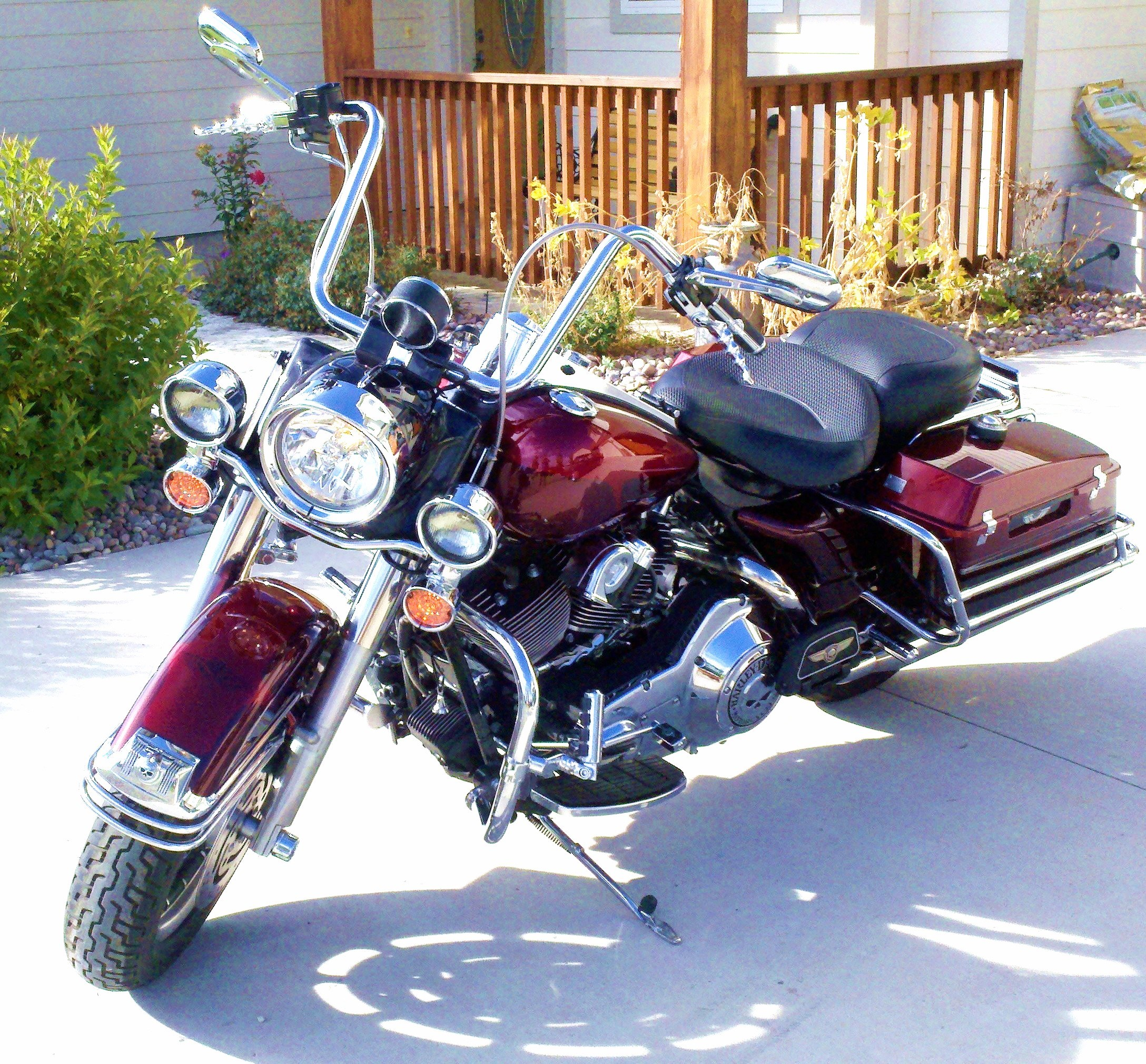 Harley Davidson Road King Horsepower