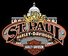 St. Paul Harley-Davidson/Buell's Logo