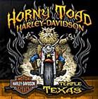 Horny Toad Harley-Davidson's Logo