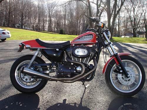 1986 Harley-Davidson® XLH-883 Sportster® 883